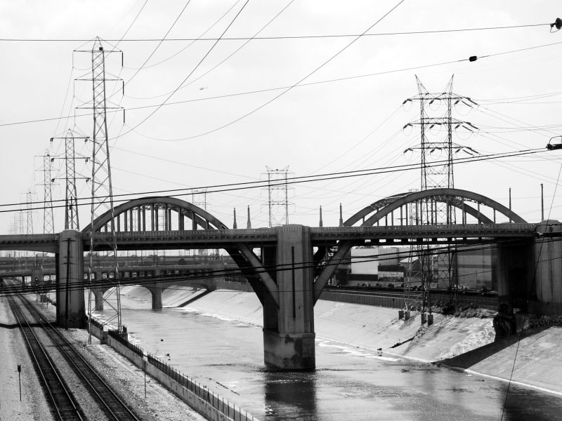 6th Street Bridge - Art District